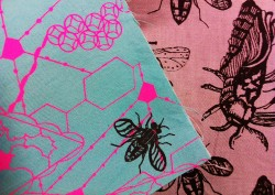 HAND SCREEN PRINTED TEXTILES